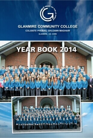 Glanmire Community College Yearbook